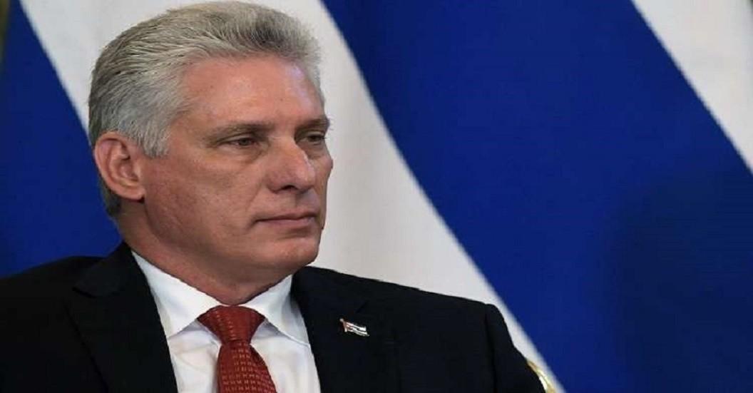 الرئيس الكوبي