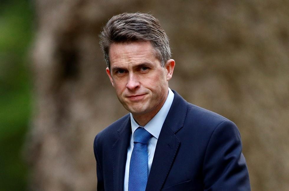 وزير الدفاع البريطاني السابق غافن ويليامسون