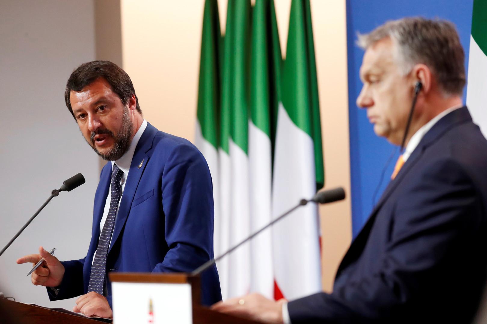 وزير الداخلية الإيطالي يحث الأوروبيين على منع