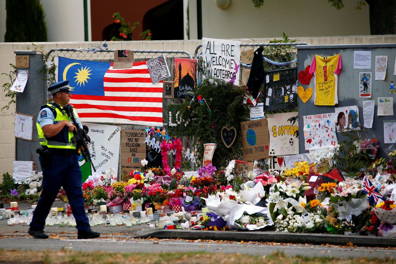 حصيلة قتلى مجزرة المسجدين في نيوزيلندا ترتفع إلى51 شخصا بعد وفاة تركي في المشفى