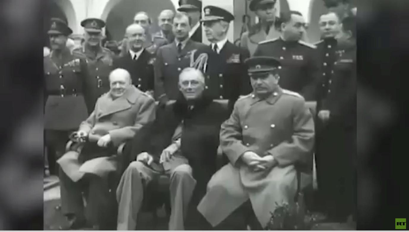 مؤتمر يالطا.. ونظام العالم ما بعد الحرب