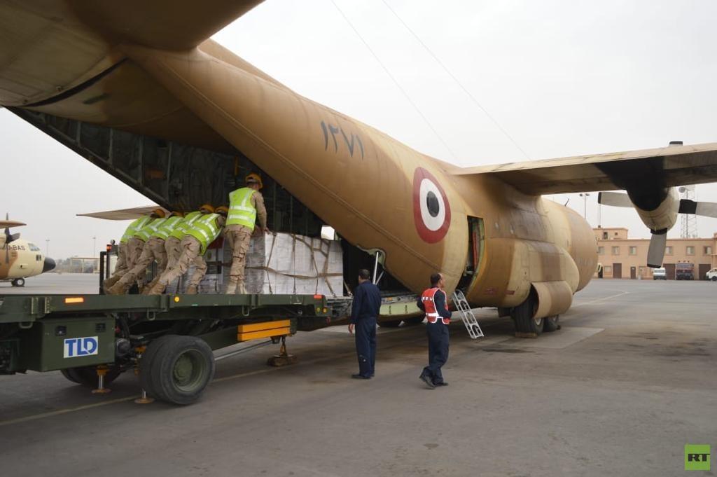 مصر تقدم مساعدات إنسانية لـ3 دول إفريقية