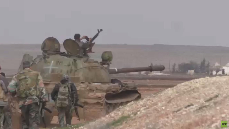 أنباء عن تحضير الجيش السوري لدخول إدلب