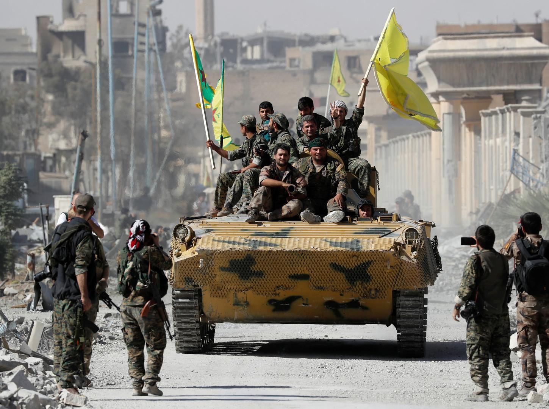 الولايات المتحدة: لا نعرض أي مستقبل سياسي للأكراد في سوريا