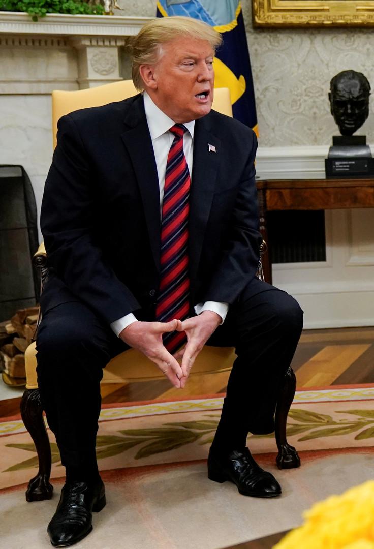 ترامب: الولايات المتحدة وروسيا ستبدآن قريبا مفاوضات حول اتفاق نووي ستنضم إليها الصين