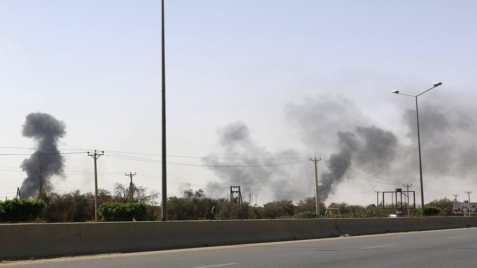مقتل 8 جنود لقوات حفتر في سبها وتصعيد حول طرابلس