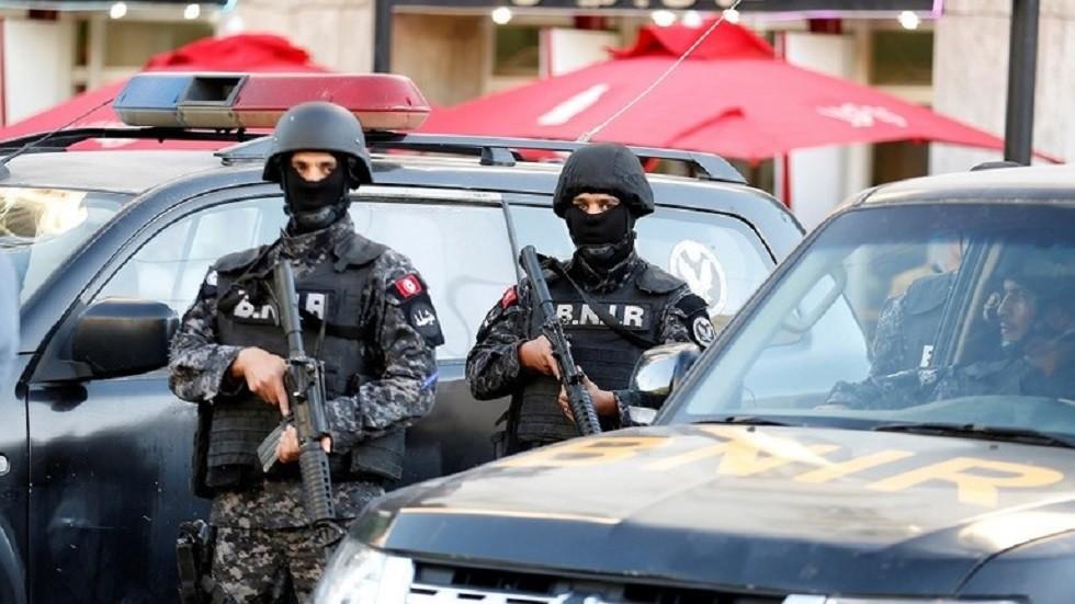 عناصر من قوات الأمن التونسي