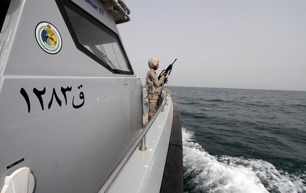 قوات سعودية تنقذ أوكرانيّا في عرض البحر الأحمر