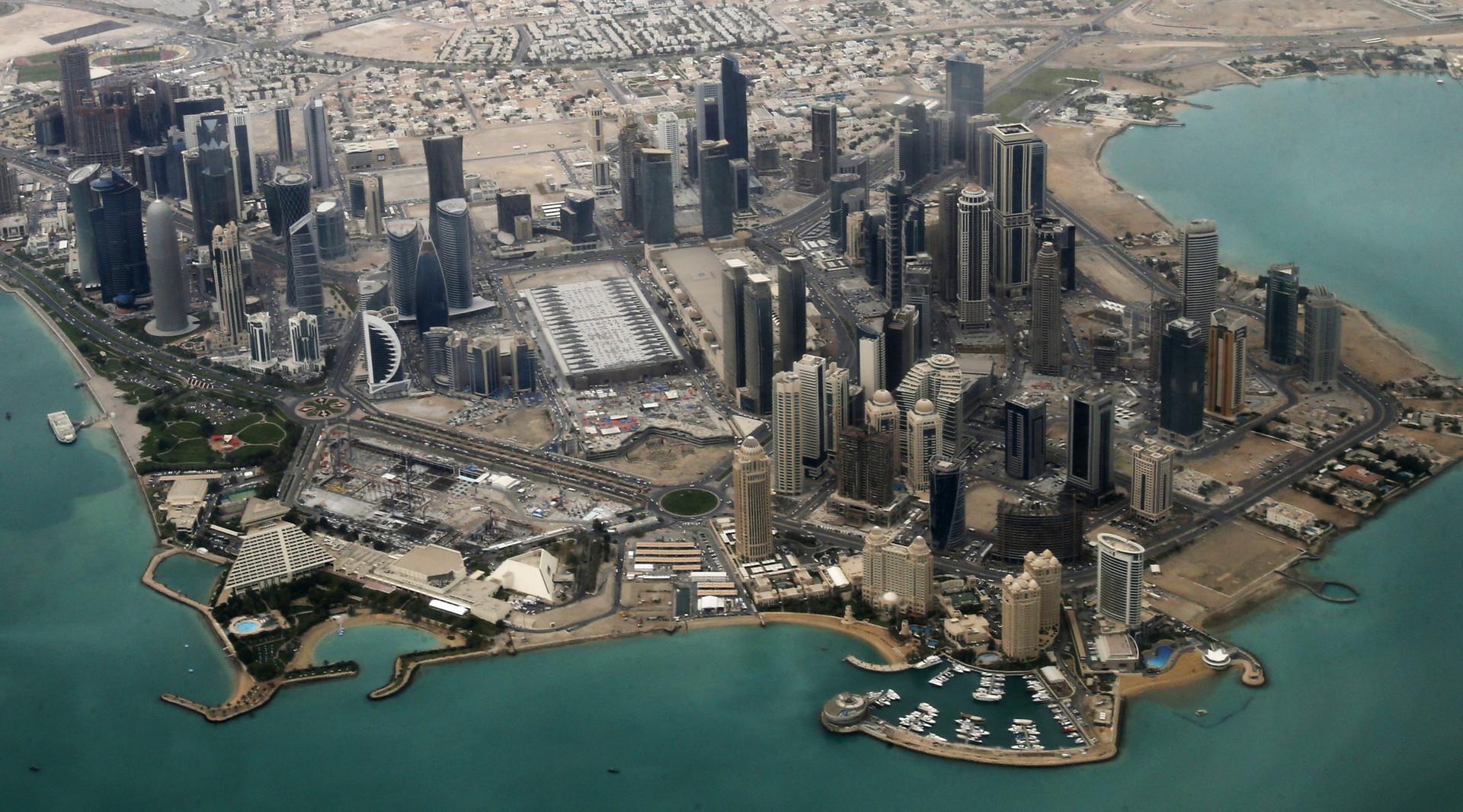 قطر تصدر بيانا توضيحيا حول وصف أحد مسؤوليها المصريين بالأعداء