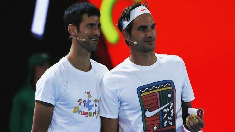 تصنيف محترفي التنس: فيدرر يقتنص المركز الثالث ودجوكوفيتش يحلق في الصدارة