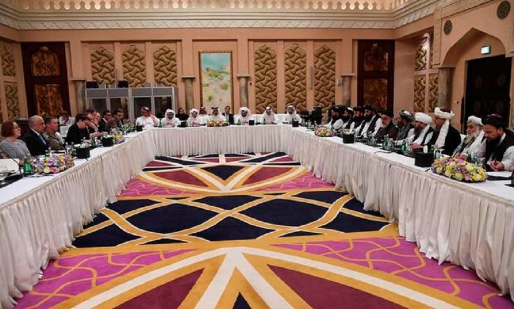 محادثات السلام في أفغانستان الدوحة، قطر، أرشيف
