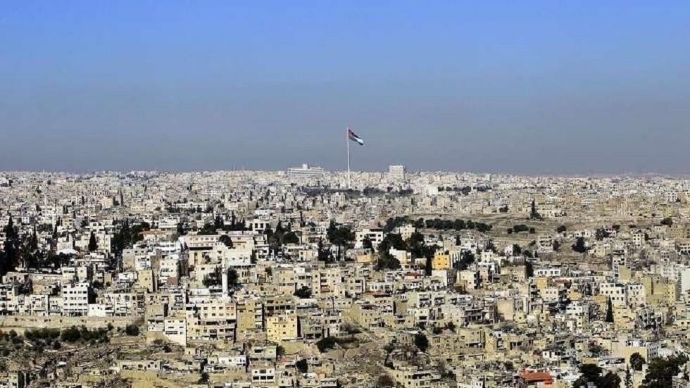 العاصمة الاردنية عمان