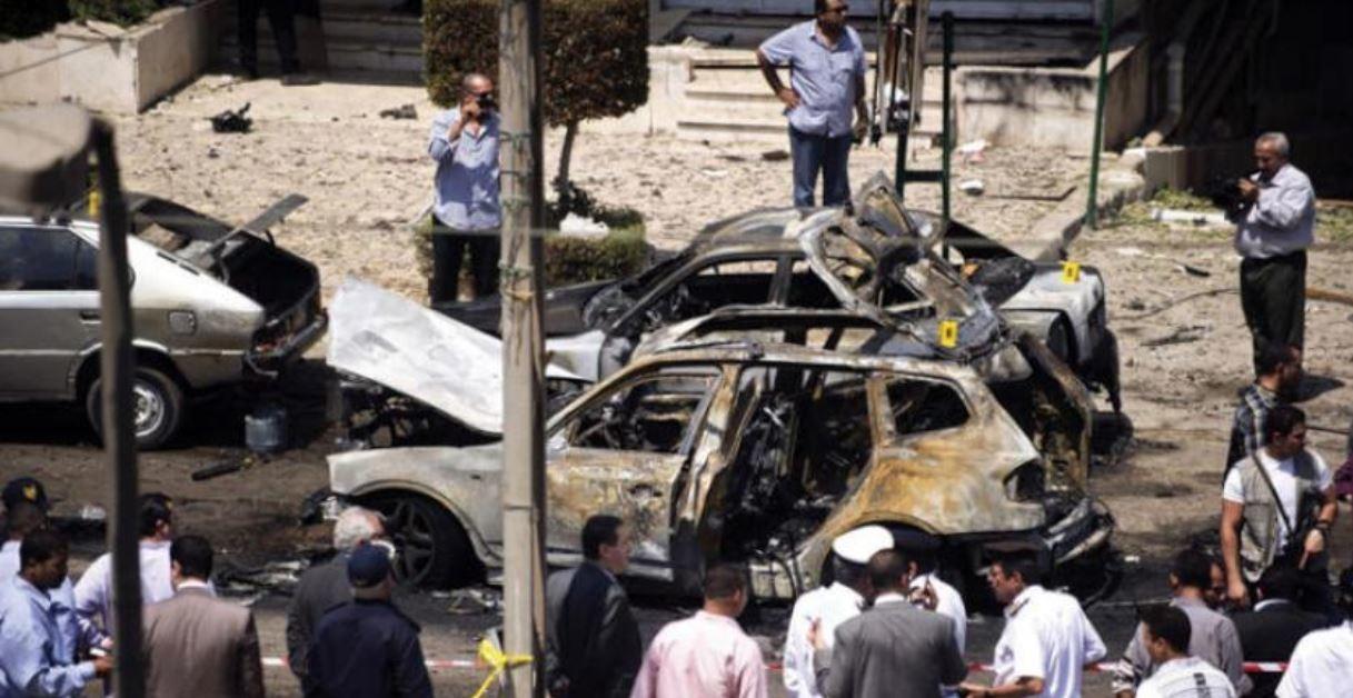 محاولة اغتيال وزير الداخلية المصري اللواء محمد إبراهيم في العام 2013