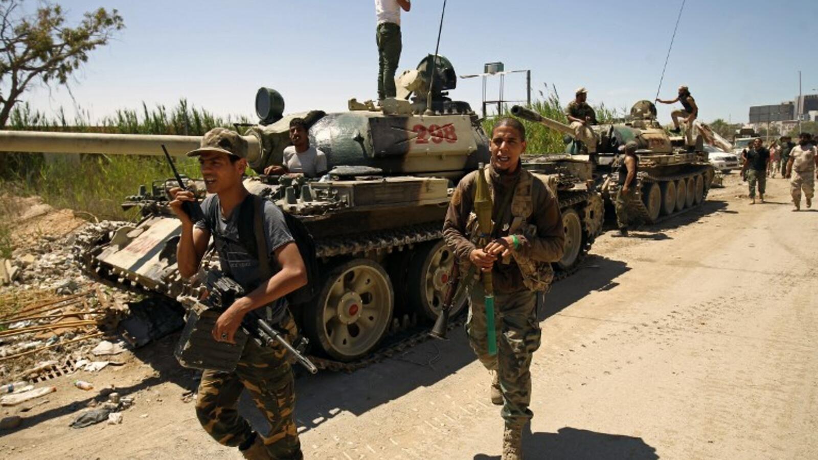 البرلمان الليبي يطالب مجلس الأمن الدولي برفع حظر السلاح عن قوات حفتر