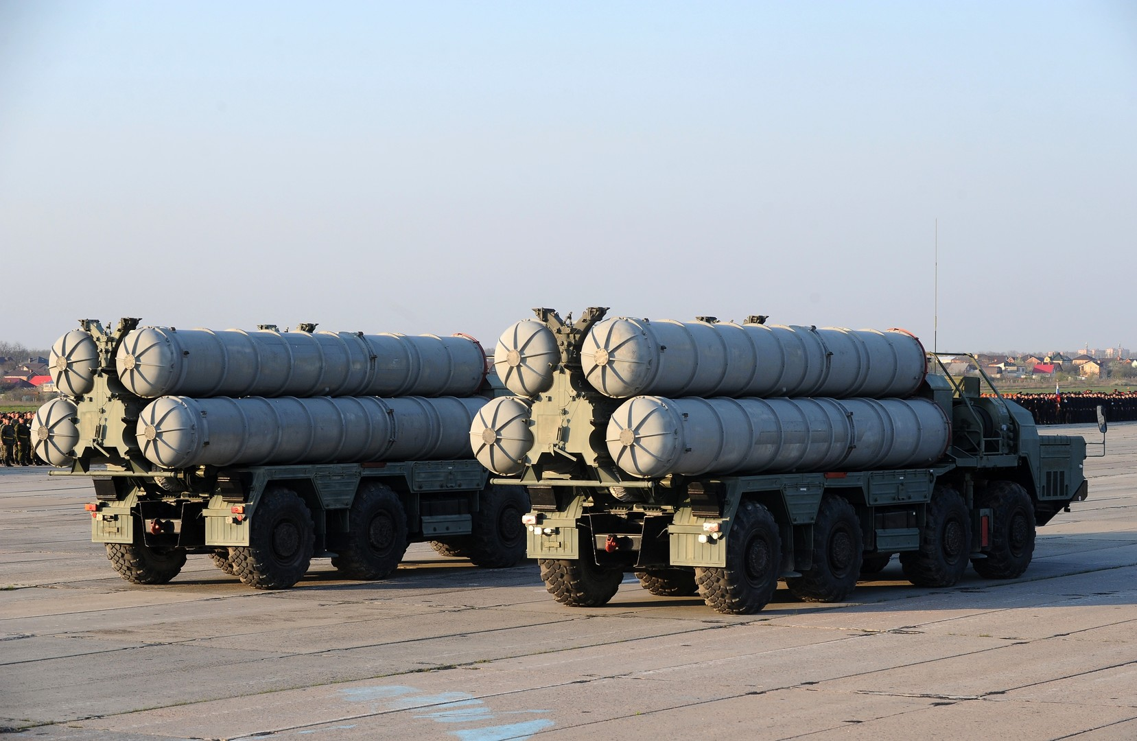 منظومتا صواريخ روسيتان من طراز