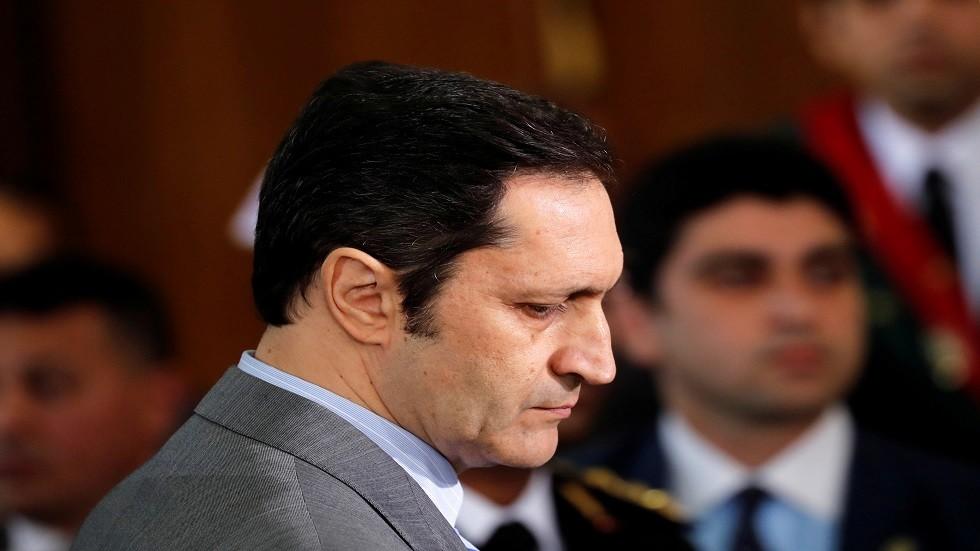 نجل الرئيس المصري الأسبق حسني مبارك، علاء حسني مبارك