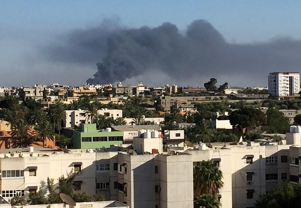 بالفيديو.. أول تحقيق مع الطيار البرتغالي الذي أسقطت مقاتلته في ليبيا -