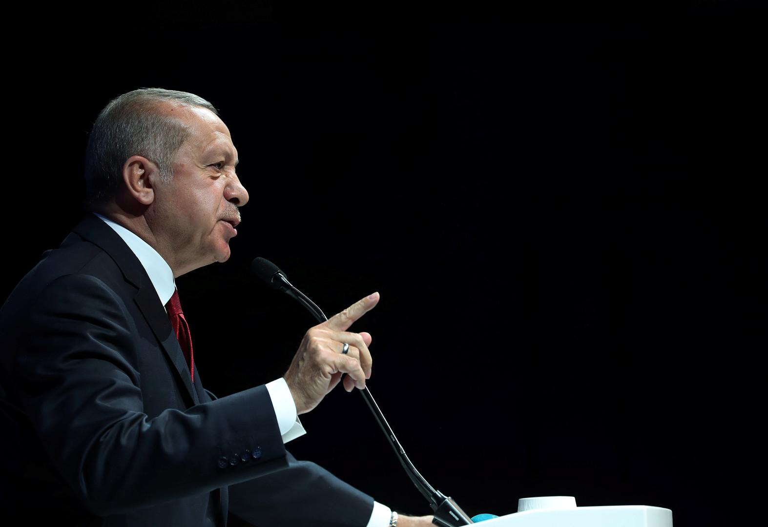 أردوغان متحديا تحذير مصر والغرب: مستمرون في التنقيب شرق المتوسط