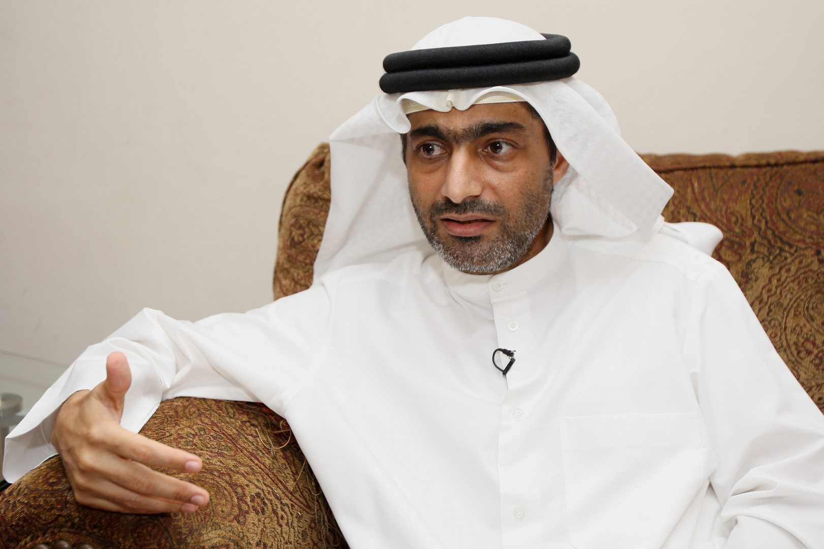 الأمم المتحدة توجه نداء إلى الإمارات بسبب وضع ناشط حقوقي مسجون