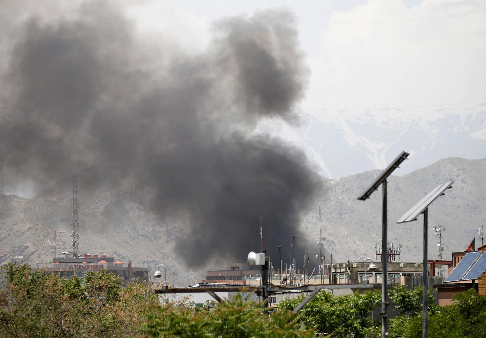 9 جرحى بانفجار سيارة مفخخة استهدفت مكتب منظمة إغاثة دولية في كابل