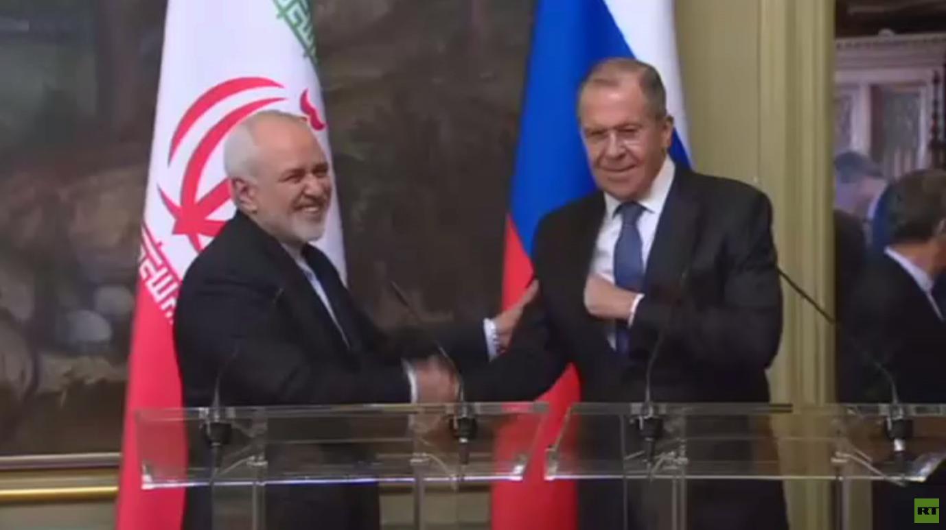 تأكيد روسي إيراني على حفظ الاتفاق النووي