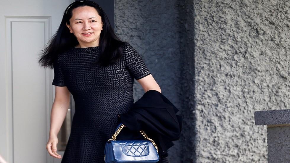 المديرة المالية لهواوي تصارع لتجنب تسليمها للولايات المتحدة