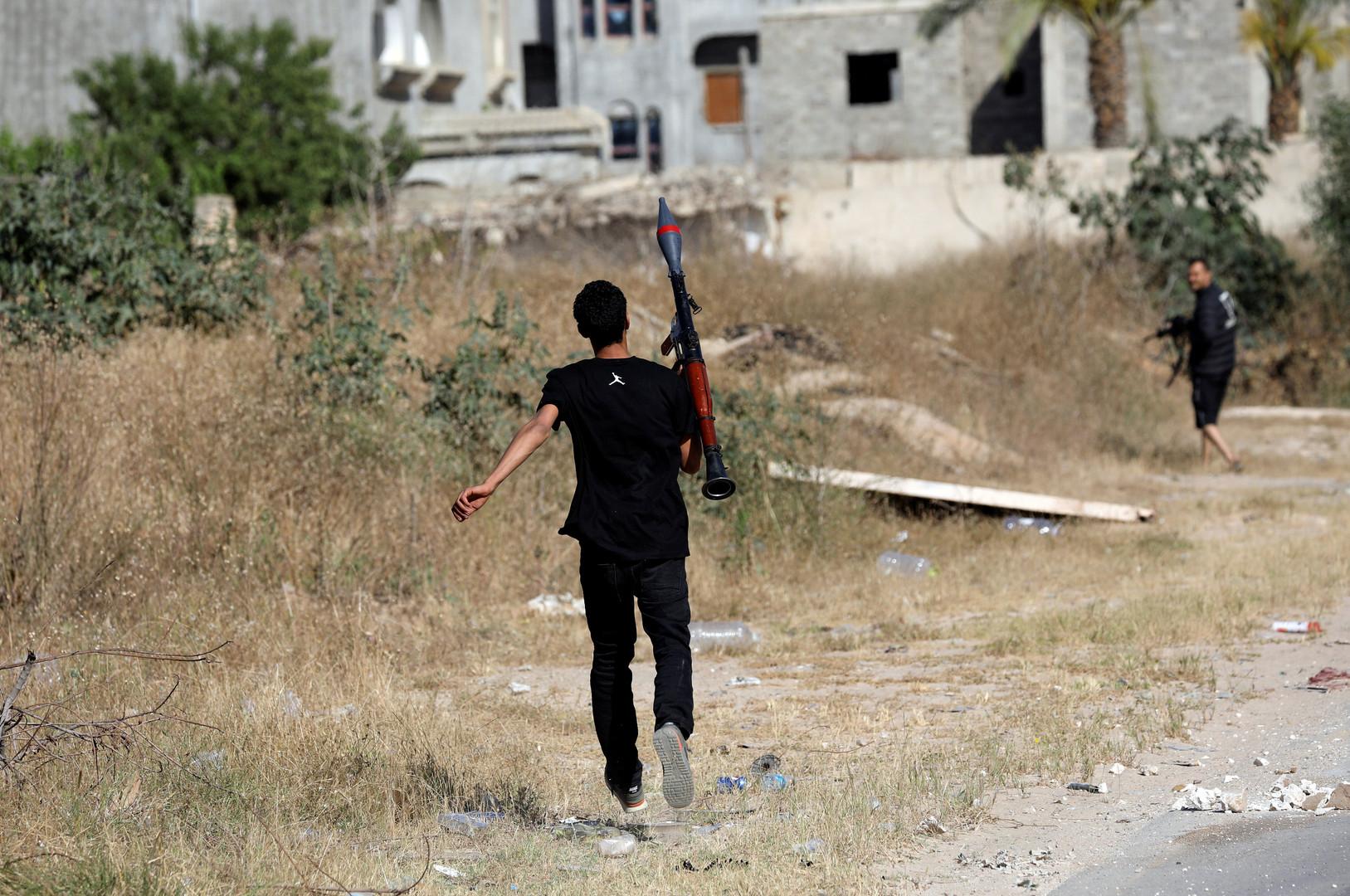 مقتل 3 أشخاص بهجوم شنه مسلحون جنوبي ليبيا  -
