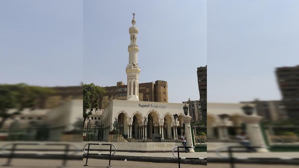 مسجد رابعة العدوية في القاهرة
