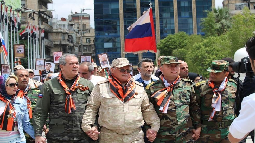 سوريا.. تنظيم مسيرة