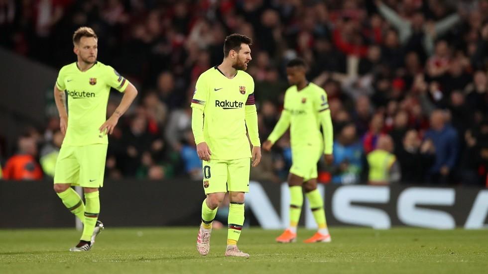 رباعية ليفربول تطيح بـ10 لاعبين خارج أسوار برشلونة