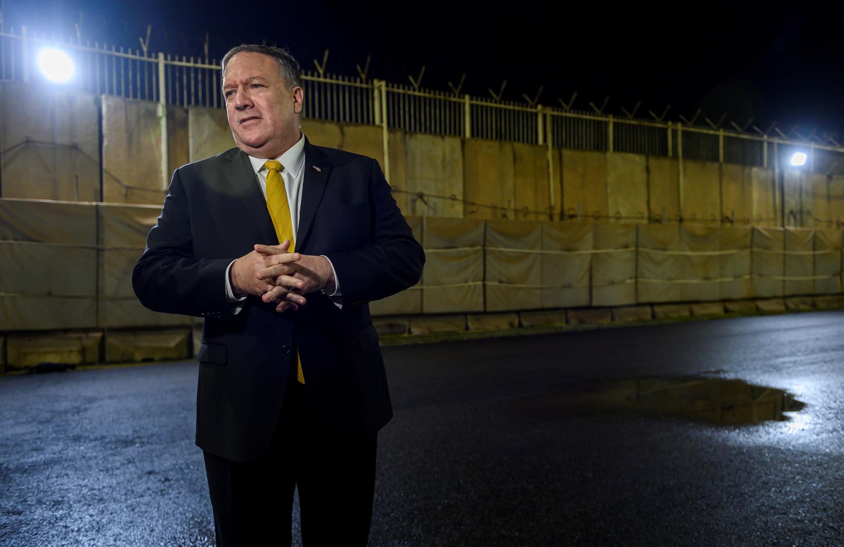 وزير عراقي سابق يوضح أسباب زيارة بومبيو إلى بغداد