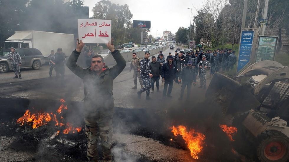 لبنان: تقليص عدد الجنود المستفيدين من مزايا الخدمة على الجبهة