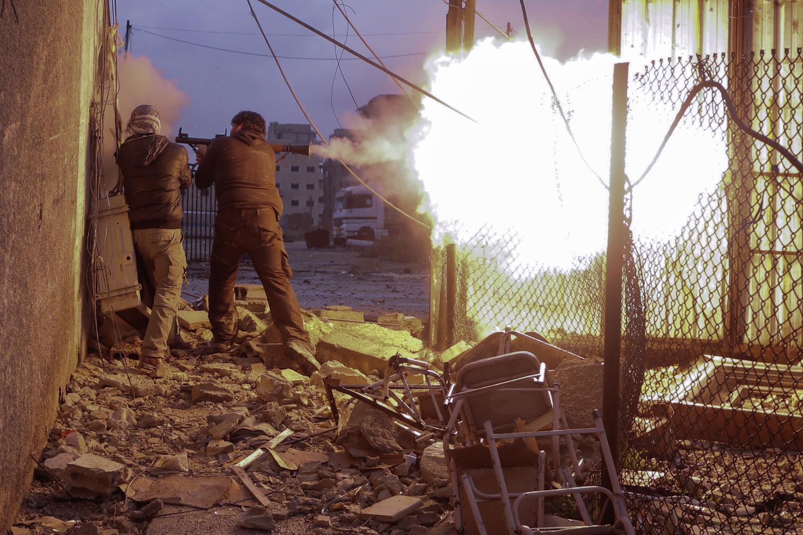 معارك في سوريا - أرشيف