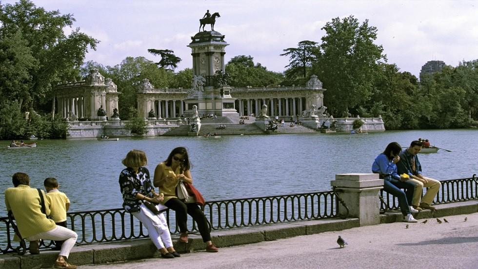 مدريد عاصمة اسبانيا