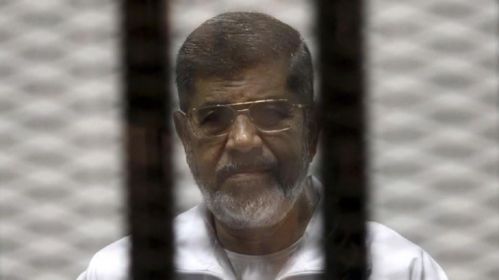 الرئيس المصري المعزول محمد مرسي (صورة أرشيفية)