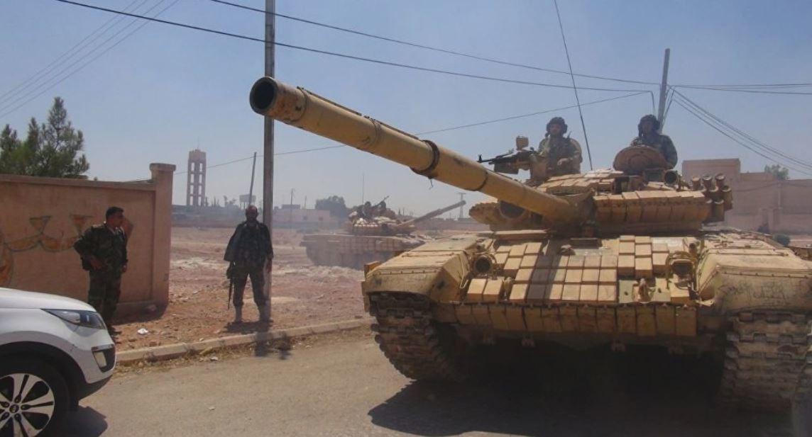 الجيش السوري يدخل الحدود الإدارية الجنوبية لإدلب