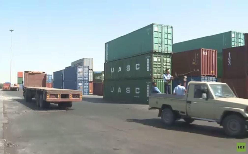 أصداء الانسحاب من ميناء الحديدة بأبو ظبي