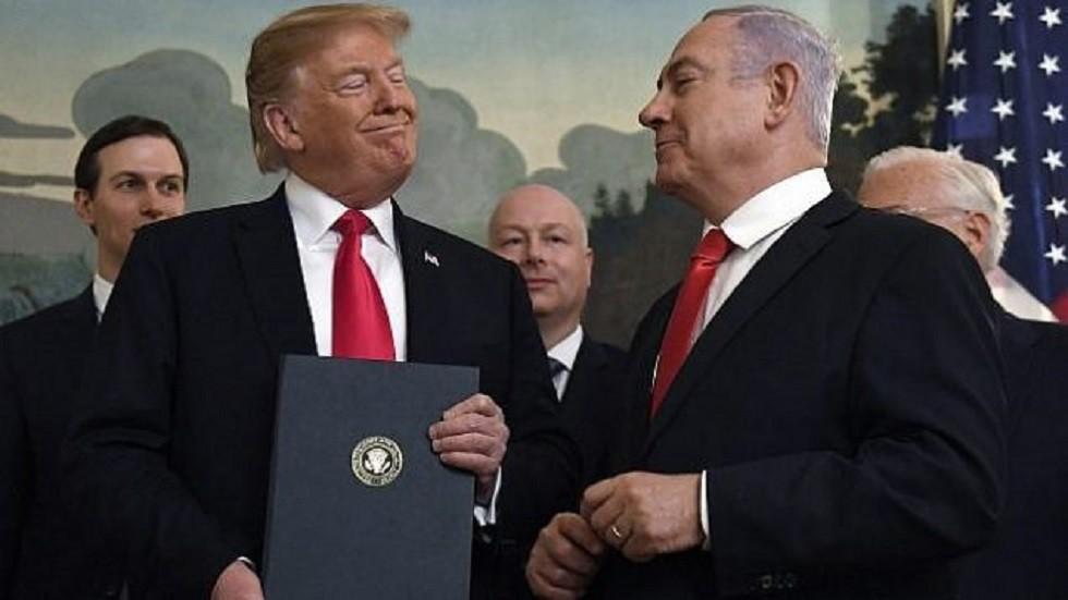 قناة إسرائيلية:  نتنياهو سيفرض قريبا سيادة إسرائيل على الضفة الغربية بدعم من ترامب