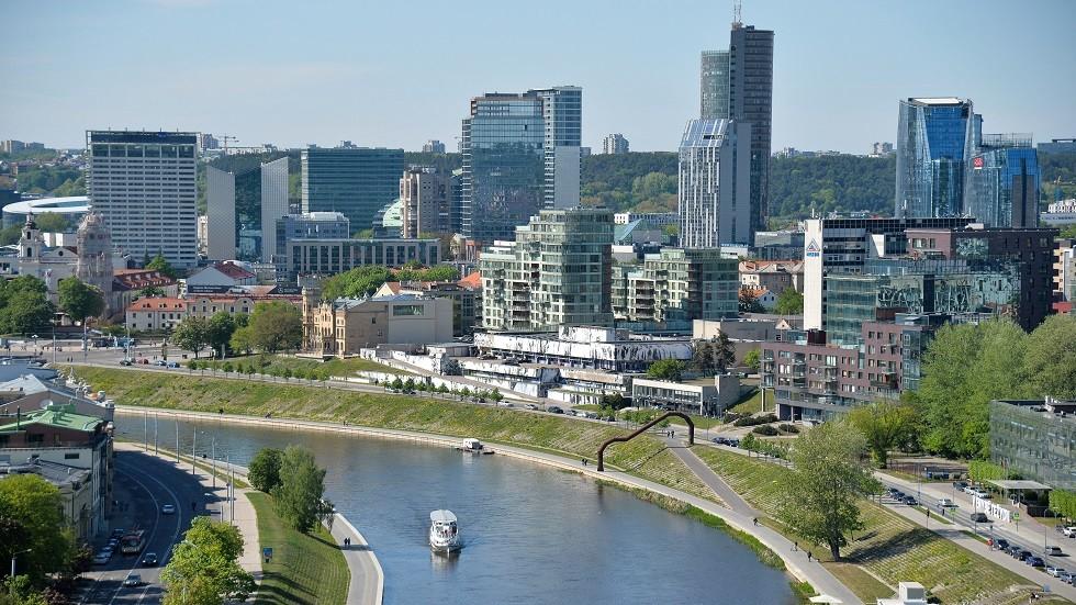 فيلنوس عاصمة ليتوانيا