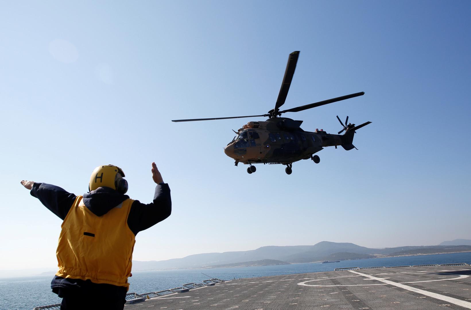 بالصور.. تركيا تطلق أكبر مناورات بحرية في تاريخها