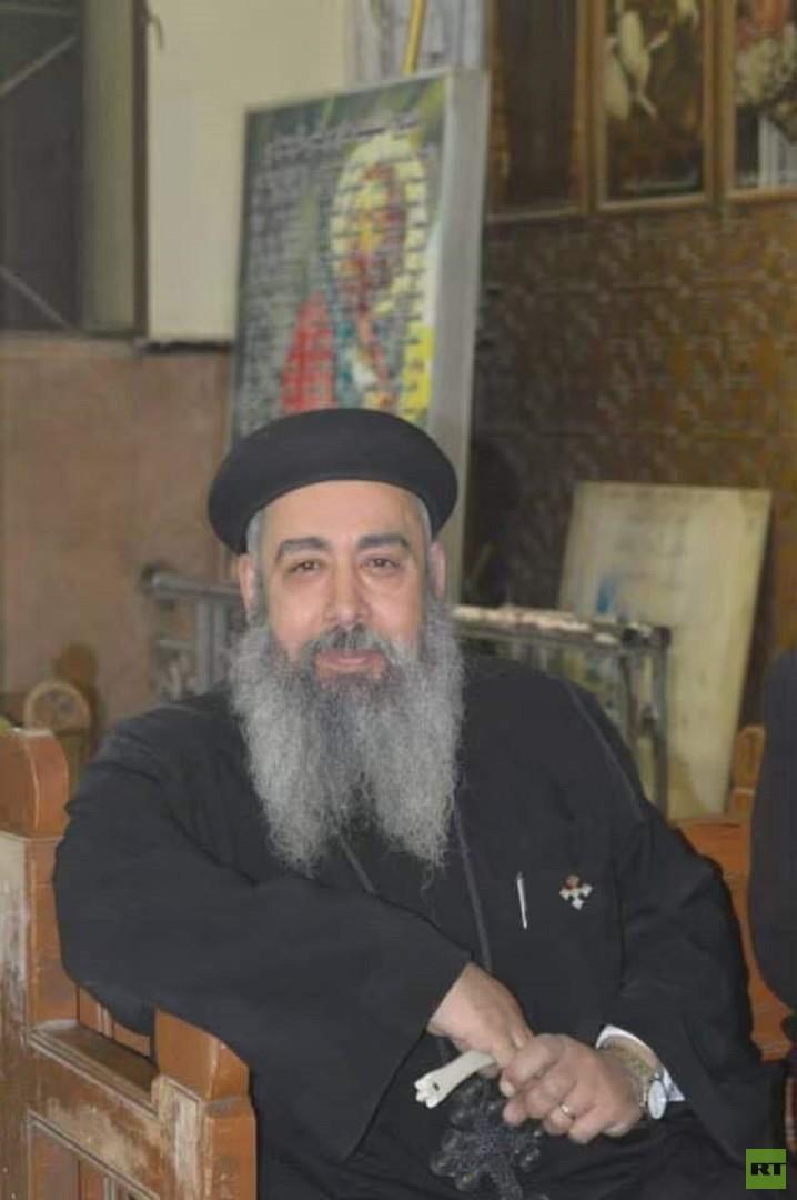 مصر.. مقتل رجل دين قبطي داخل كنيسة بـ4 رصاصات