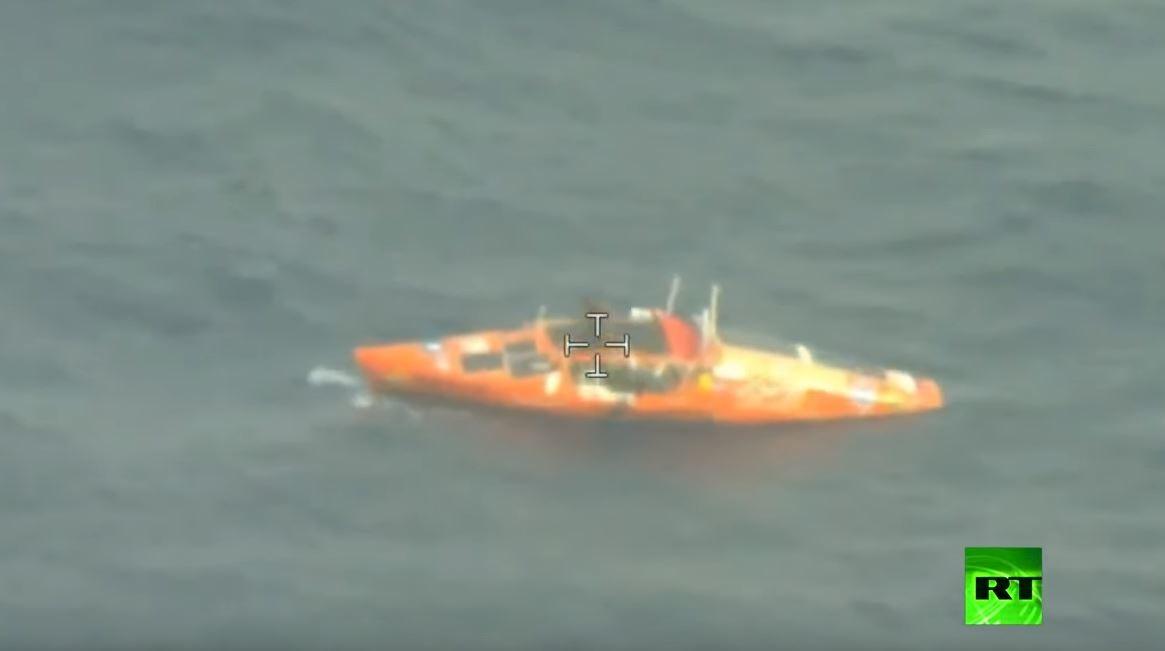 154 يوما في المحيط الهادئ على متن قارب