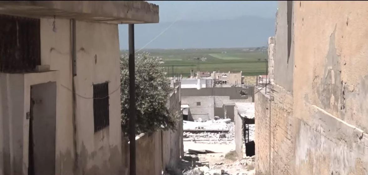 تواصل العمليات العسكرية بريف مدينة حماة