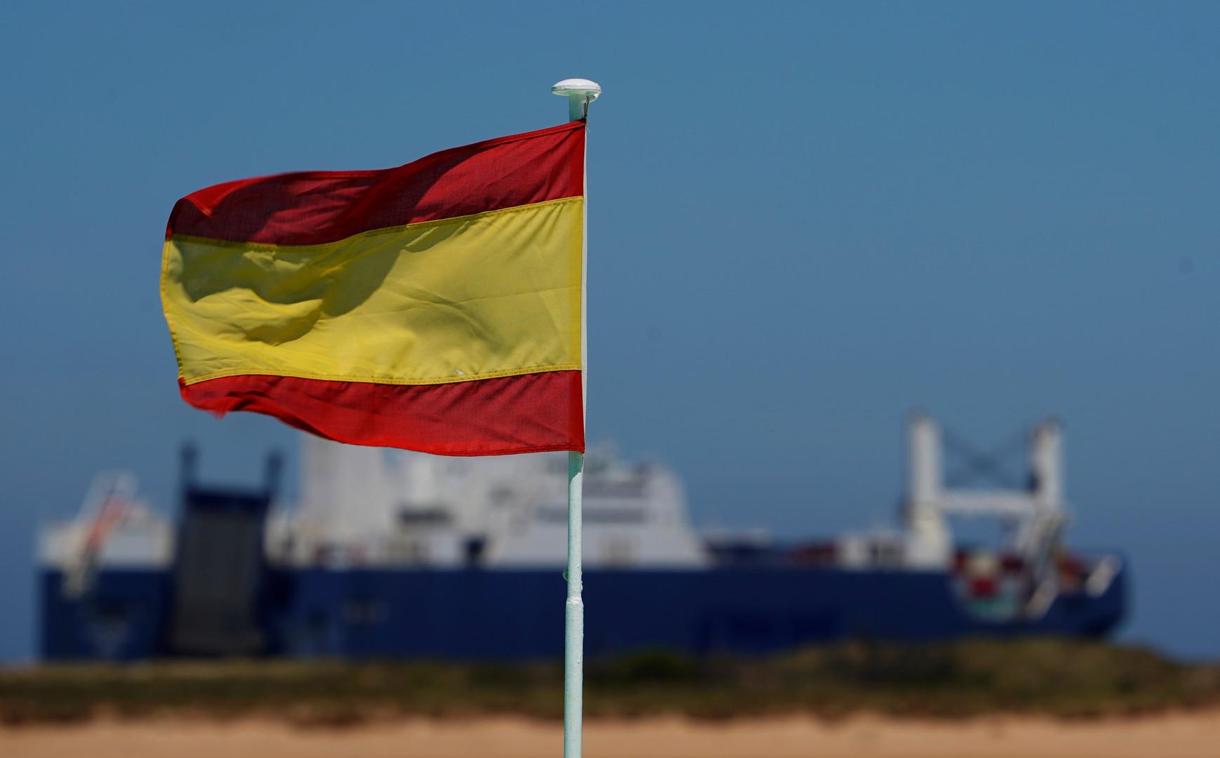 سفينة شحن سعودية تغادر ميناء سانتاندير الإسباني يوم الاثنين