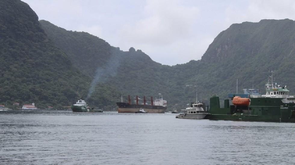 بعد احتجاز السفينة.. بيونغ يانغ تتهم واشنطن بانتهاك الاتفاقات