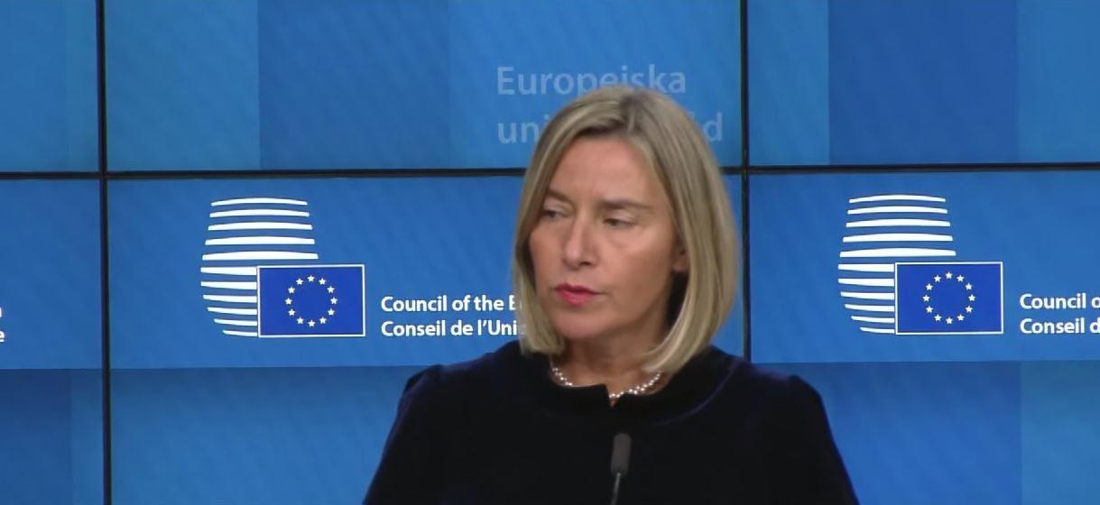 الاتحـاد الأوروبي يجدد تأكيده الالتزام بالاتفاق النووي ويدعو إلى ضبط النفس
