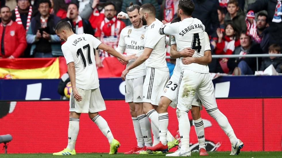 باريس سان جيرمان يستهدف 3 من المغضوب عليهم في ريال مدريد