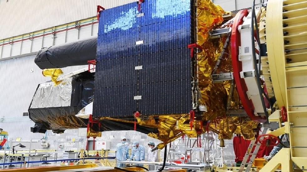 احتمال توقف عمل تلسكوب لاسلكي فضائي روسي