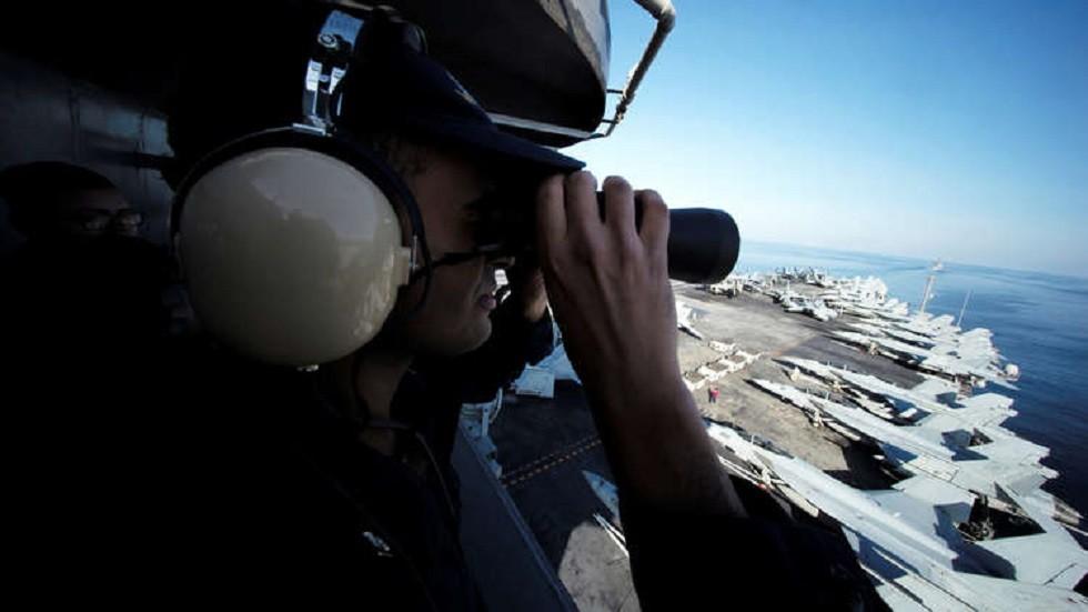خبير مصري يكشف لـ RT عن عتاد القوات الأمريكية في الخليج! (صور)