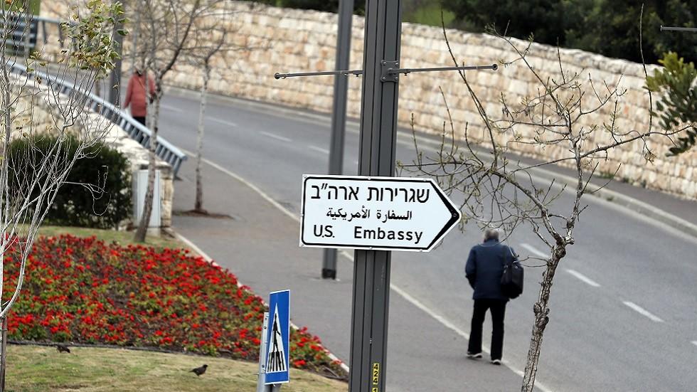 بعد عام على نقل السفارة الأمريكية ..